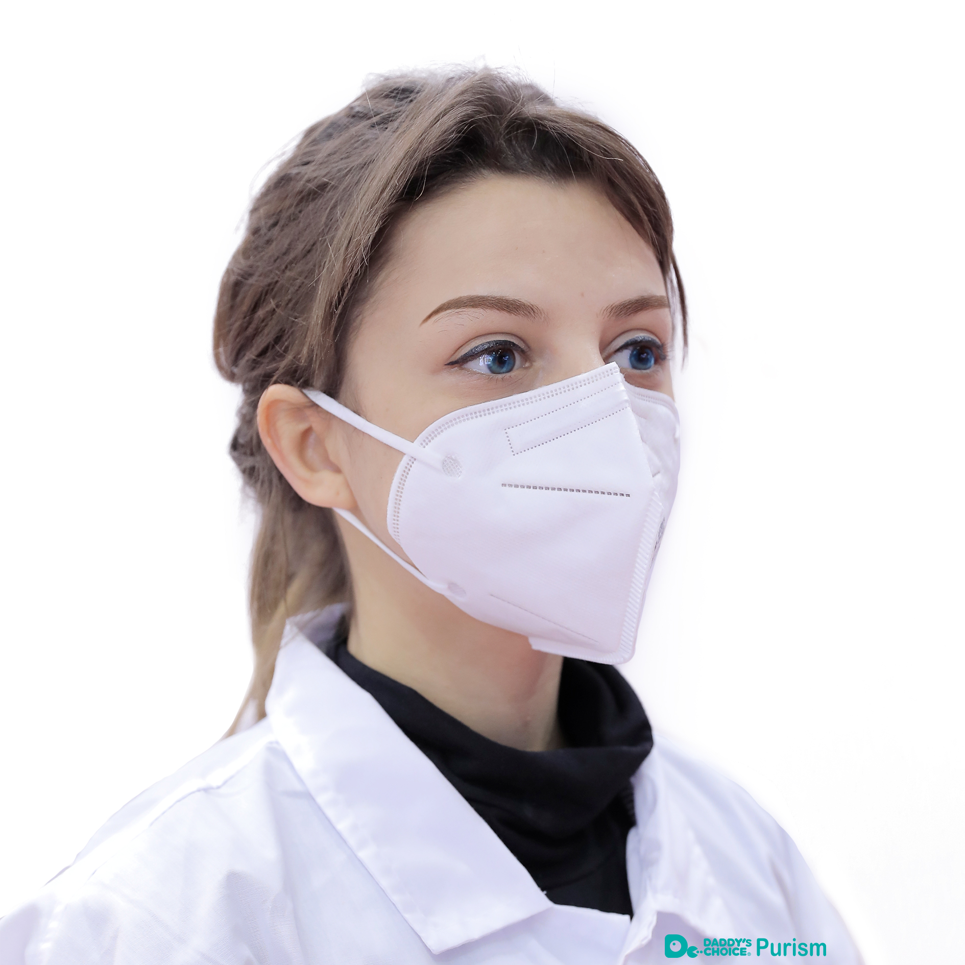 Daddy's Choice Purism KN95 ffp2 disposable face mask - KingCare   KingCare.net