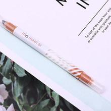 Волшебная флуоресцентная ручка с двойным наконечником, ручка для художественной живописи, меняющая цвет, для дневника, дневника, скрапбуки...(Китай)