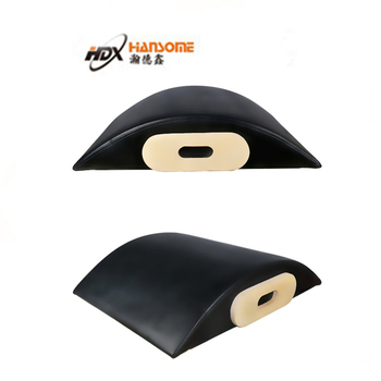 Factory price good quality Pilates Wooden Baby Arc Barrel with One Year Guarantee