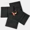Black Jewelry Pouch(60*70mm)