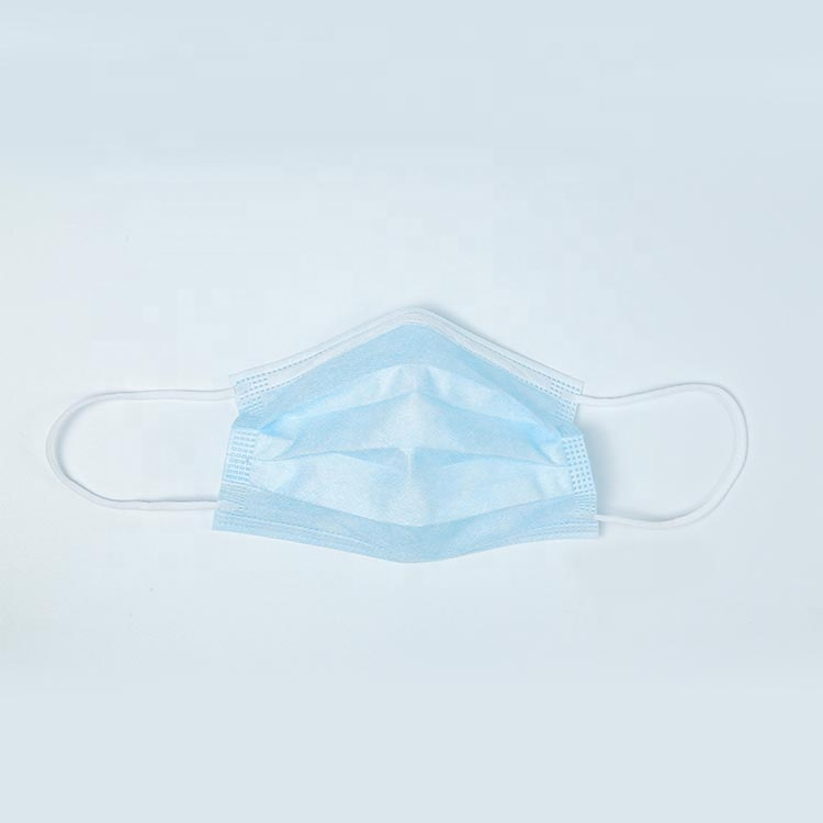 China high quality civilian disposable 3ply face mask with color box - KingCare   KingCare.net
