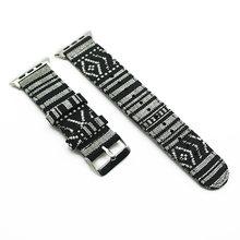Ремешок для часов Apple Watch, 38 мм, 40 мм, iWatch 4, 42 мм, 44 мм, спортивный ремешок для Apple Watch 5, 4, 3, 2, аксессуары(Китай)