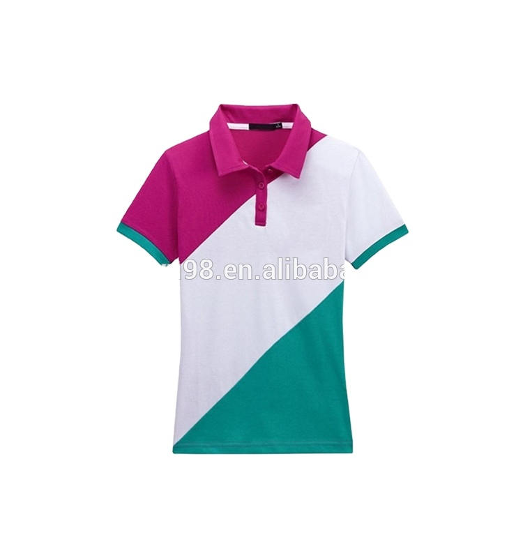 Fashion Polo Shirt Design With Combination Custom Uniform Polo Shirt Wholesale - Buy Custom Polo Shirt Design,Polo Shirt Design With Combination,Cheap ...