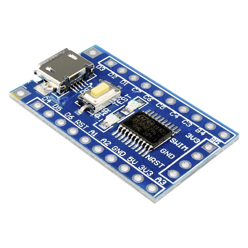 Минимальный Модуль платы разработки системы ARM STM8S103F3P6 STM8 для Ardui no