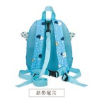 Cheap Bag Kid Girl Backpack Manufacturer Direct Cheap Cute Little Girls Bag Small Kid Backpack With Safety Rein