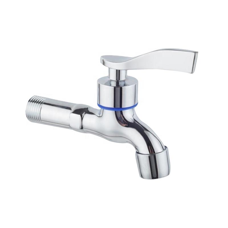 Дешевый хромированный стальной одиночный слюнявчик холодной воды из цинкового сплава
