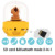 Shaba best selling Baby white noise speaker mini cute music baby toy wireless speakers