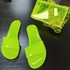 Vert-E pantoufle ensemble