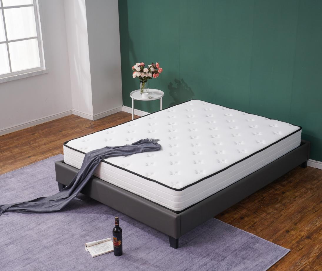 Matratze Miami 7 Zonen Kaltschaummatratze poceket spring mattress