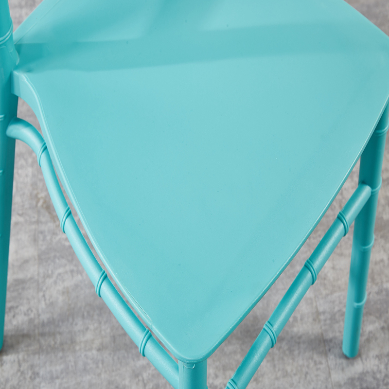 Cheap Outdoor and Indoor Wedding Event Dining Chair Stacking Plastic Resturant Wedding Chairs