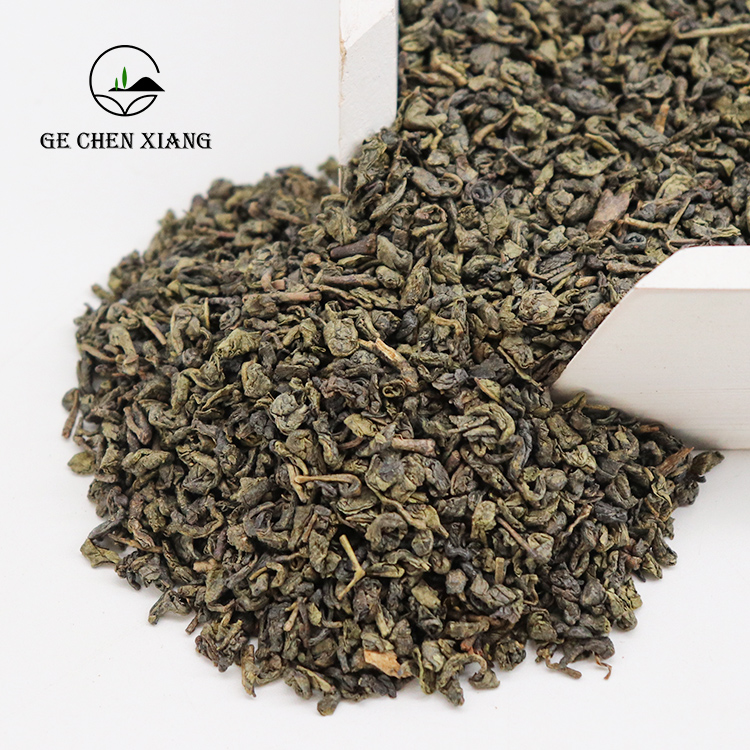 Buy Chinese Maker Certification Organic Green Tea 3505 Gunpowder tea - 4uTea | 4uTea.com