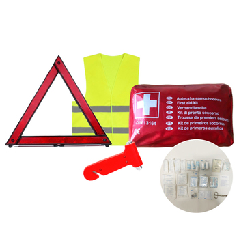 Emergency kit for car emergency rescue kit car rescue kit set