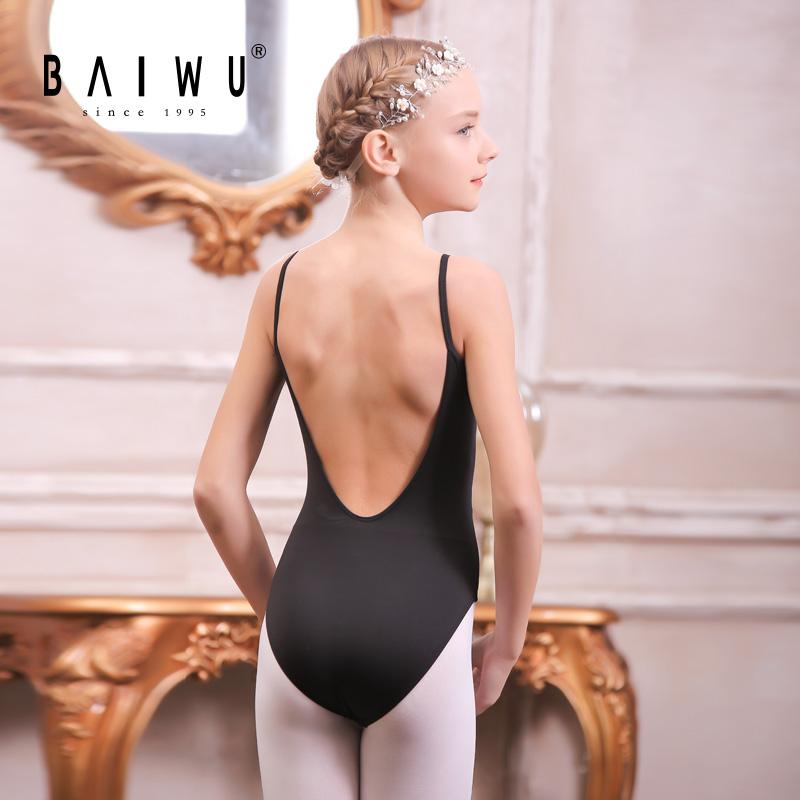 Новое поступление 120141041, гимнастические соревнования Baiwu, трико для девочек, 2021