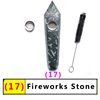 17 фейерверк камень