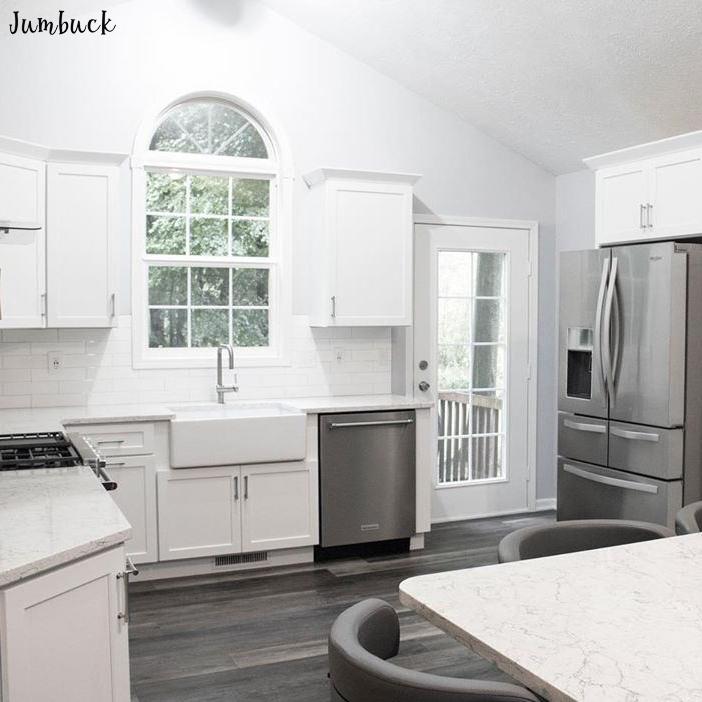 White Color Usa Home Shaker Style Custom Made Kitchen Cabinets Buy Custom Made Kitchen Cabinets Usa Kitchen Cabinets Shaker Kitchen Cabinets Product On Alibaba Com