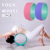 Factory Customize Hot Sell 13 Inch Yoga Wheel for Back Pain, Yoga Pose, Stretching and Fitness