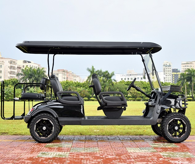 6 person new electric bus for sale tourist sightseeing bus hunting buggy