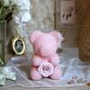 Diamond bear pink
