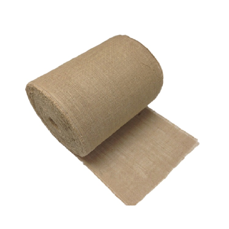 2018 Best Selling Roll Jute Raw Material Cloth