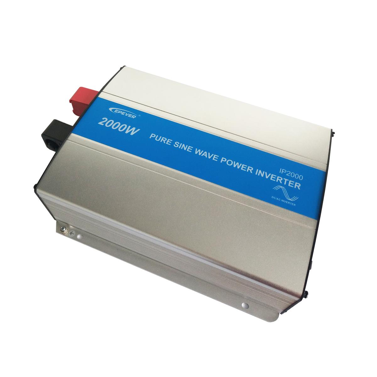 Ipower Loạt IP2000-21 Dc 24V 48V Để Ac 110V 220V Tinh Khiết Sóng Sine Wave Chuyển Đổi Điện Inverter 2KW