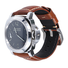 Watch OEM Custom Wholesale Men Italian Vintage Genuine Leather Watch Band Strap