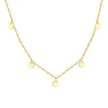 Колье-чокер LUXUKISSKIDS 2020, колье-чокер 8 мм, подвеска Babygirl, Золотая цепочка, ожерелье для женщин и мужчин, ювелирные изделия, набор ожерелий из нер...(Китай)
