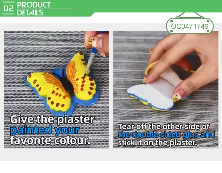 Набор для творчества «сделай сам», Набор для творчества, пластырь, живопись, раскраска для детей