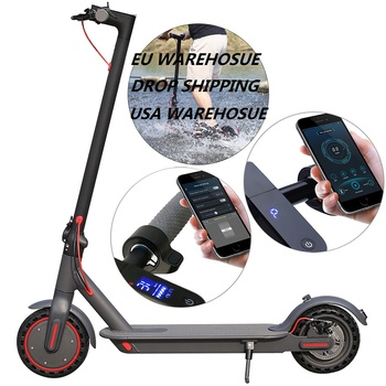 AOVOPRO UK EU US Warehouse Drop Shipping 350W 10.5Ah Battery 35KM Range M365Pro Foldable Adult Electric Scooter With Smart APP