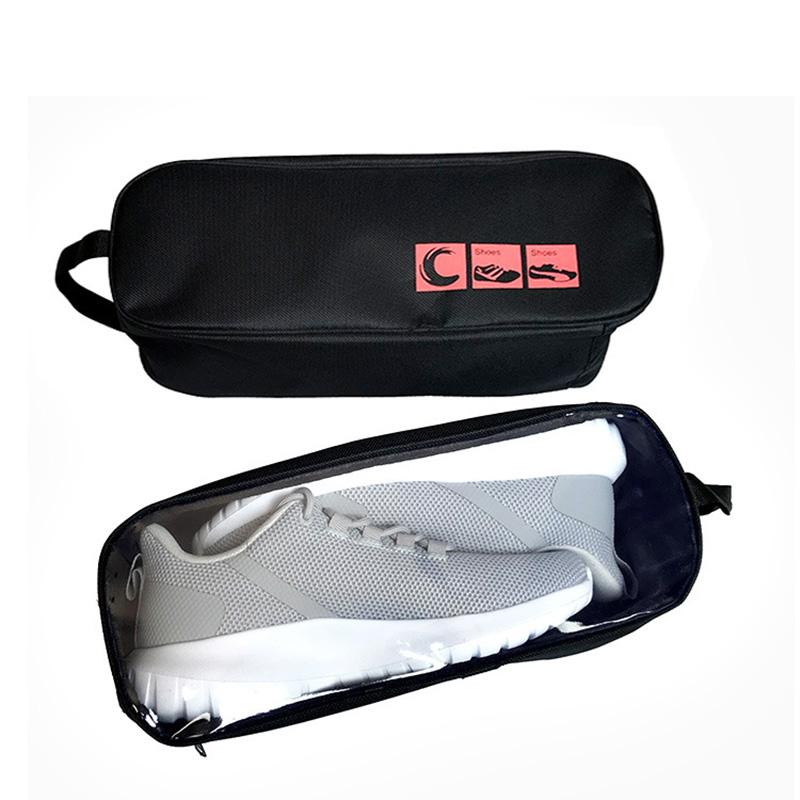 Sports shoe bag Wholesale Portable dustproof Custom Travel Sports Shoe Storage Bags with Zipper Closure