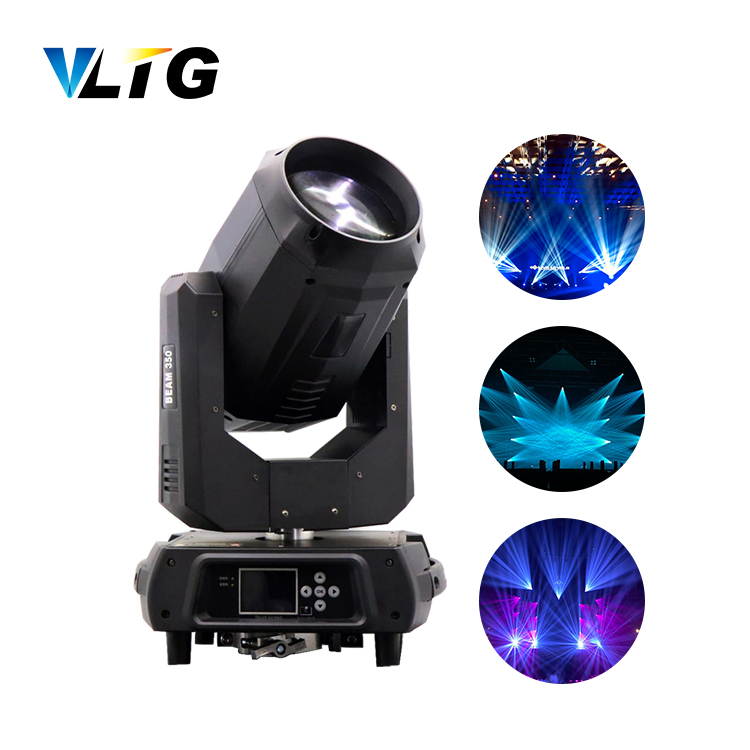 Pro Dj Disco auto led lights 350W super beam spot wash 17R moving head sky light Outdoor events dmx 350w 17r sky super beam