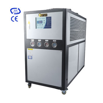 CE standard water chiller air conditioning system 10 ton industrial water chiller for sale