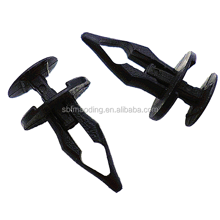 high quality automotive bumper plastic clip fasteners SHF-80