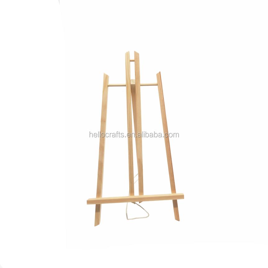 50 см Деревянный Эскиз мольберт художник Масляные картины штатив Настольный держатель стойка, мини деревянная рамка картина мольберты
