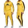 Yellow clothing black photo