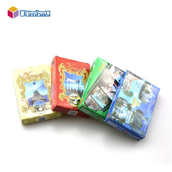 wholesale pokemon playing card 270gsm art paper poker play card