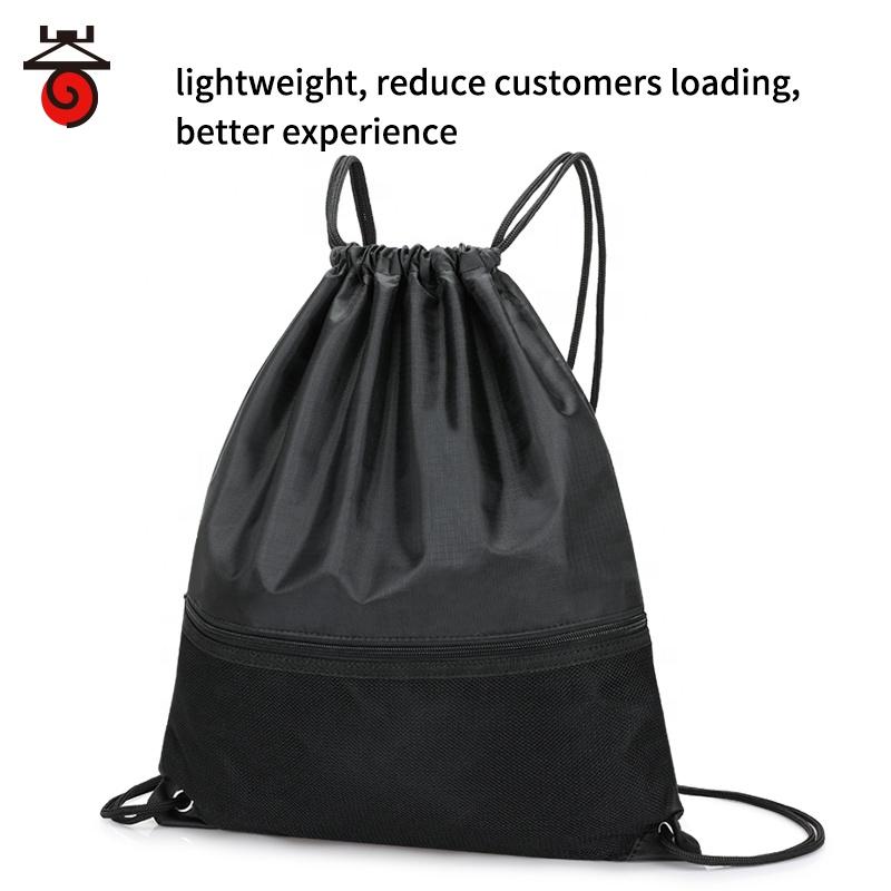 Специальная сумка на шнурке, рюкзак, тканевые рекламные сумки, сумка на шнурке, обычная