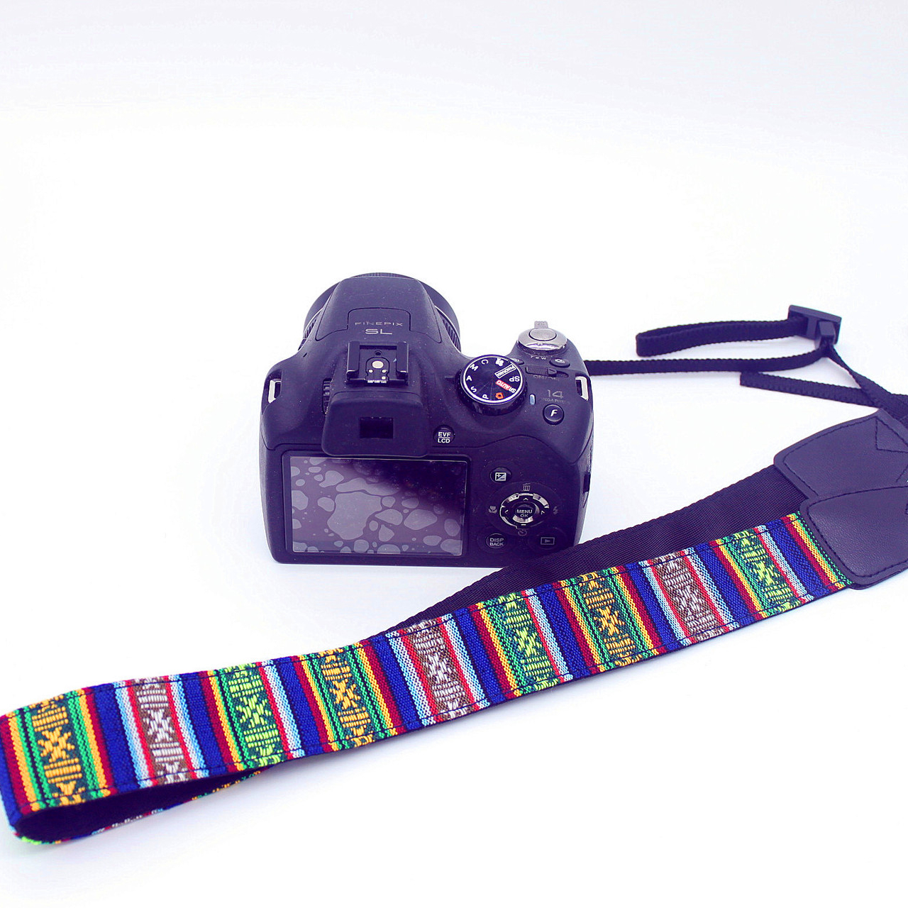 2021 Manufacturer Custom Camera Strap SLR Shoulder Stripe Personality Fashion Customizable Pattern Lanyard