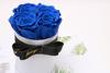4 Roses Round Box