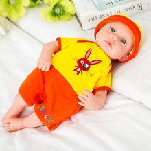 Умная Детская кукла, говорящая тряпичная кукла, мягкая детская Домашняя одежда, Раннее Обучение, девочка, детская игрушка(Китай)