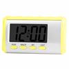 yellow desk top alarm clock