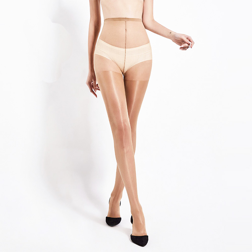 Hot Sales 8D Women Sexy Nylon Stockings Shiny Dance Pantyhose Lady Shiny Pantyhose Tights