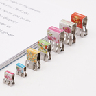 Clip Clip Price Hot-selling Metal Stationery Cute Fruit Paper Clip Suitable For Home Office And School Accept OME ODE