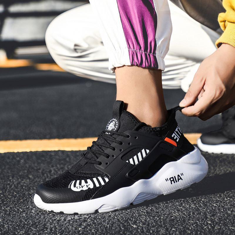 Новая обувь Harajuku; Спортивная обувь в стиле ретро; Всесезонная модная обувь для пары