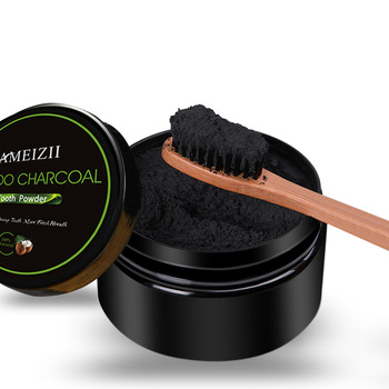 AMEIZII 30g Bamboo Charcoal White Teeth Powder Home Teeth whitening Tartar Remover Bright Dental Cleaning Blanqueamiento Dental
