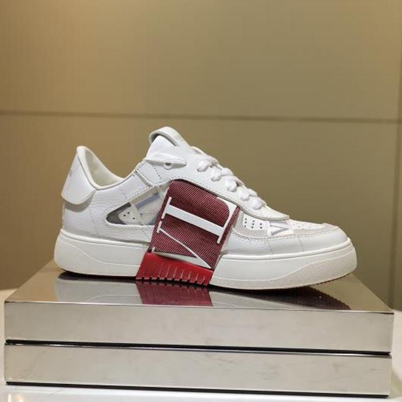 Мужские кроссовки из натуральной кожи, размеры 38-45
