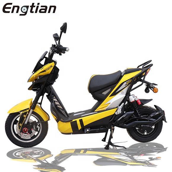 Большой радиус действия, внедорожный Электрический мотоцикл, скутер с литиевой батареей опционально с педалями, дисковым тормозом, электрический велосипед для продажи