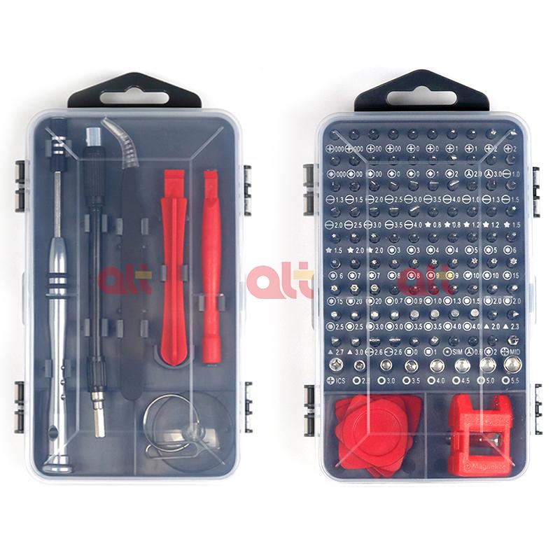 Набор отверток 112 в 1, насадка для отвертки, магнитное прецизионное многофункциональное электронное устройство, набор ручных инструментов для ремонта мобильных телефонов  <span style=