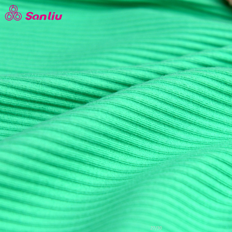 В наличии 95% хлопок 5% спандекс композитная ребристая ткань для детских брюк