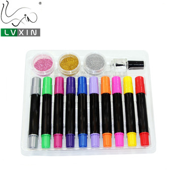 Sell like hot cakes hair dye chalk Party celebration colored drawing crayons for kids