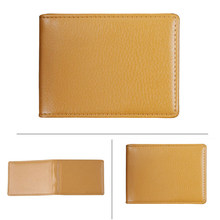 Чехол из искусственной кожи Для водительских прав, однотонный чехол для паспорта, визитница, высокое качество(Китай)